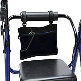 Rollstuhl-Aufbewahrungstasche, Mobilitätshilfe Rollstuhl-Zubehör-Tasche für ältere Menschen,...