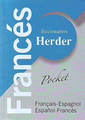 Diccionario POCKET Francés. Français-Espagnol   Español-Francés (Diccionarios Herder)