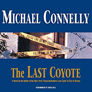 The Last Coyote cover art