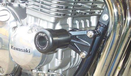 Satz GSG Moto Sturzpads Kawasaki ZR 1100 Zephyr 92-97