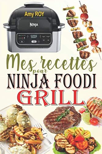 Mes recettes pour Ninja Foodi...