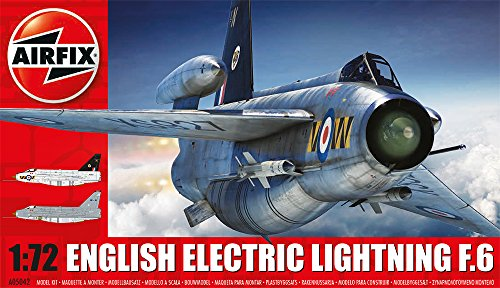 Airfix échelle English Electric Lightning F6 modèle Kit