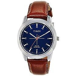 Timex Analog Blue Dial Men's Watch-TW00ZR262E,Timex,TW00ZR262E