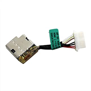 10pcs GinTai DC in Power Jack with Cable Socket Plug Charging Port Replacement for Acer ChromeBook C810 13 CB5-311 DC30100TB00 50.MPRN2.003