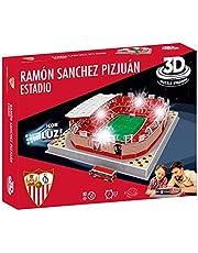 Eleven Force Sevilla FC puzzel 3D (13675)