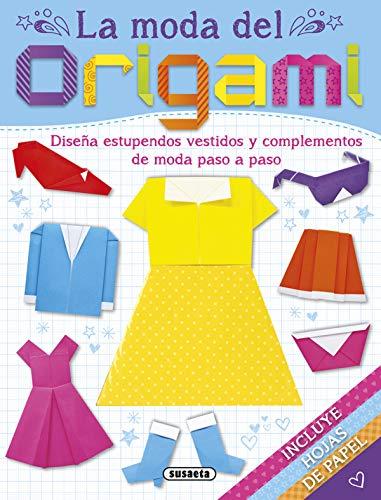 La moda del origami