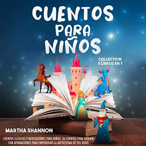 Cuentos para niños collection [Stories for Children Collection] cover art