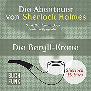 Die Beryll-Krone (Die Abenteuer von Sherlock Holmes) Titelbild