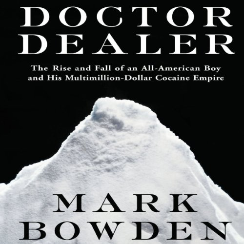 Doctor Dealer audiobook cover art