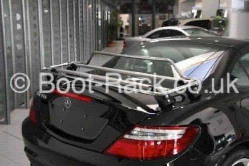 Mercedes Benz SLK R172 Stainless Steel Luggage Rack (1996-04)