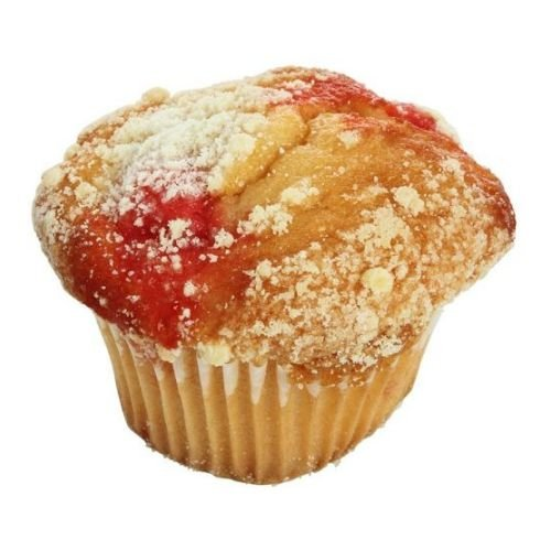 Otis Super sale period limited Spunkmeyer Individually Recommended Wrapped Shortcake Strawberry Muffin