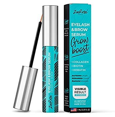 Eyelash Growth Serum Multipurpose
