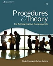 Bundle: Procedures & Theory for Administrative Professionals, 7th + Office Technology CourseMate with eBook Printed Access Card by Karin M. Stulz (2012-03-16)
