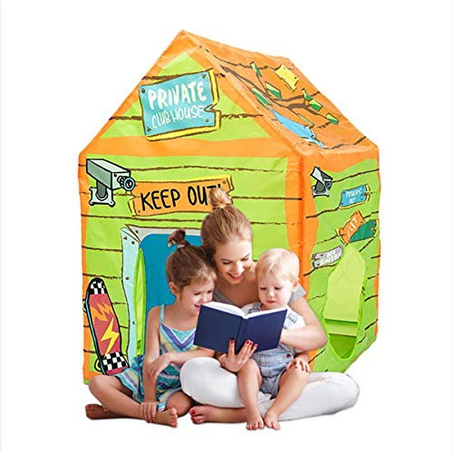 XER Folding Pop-Up Princess Castle Children Play - Tienda de