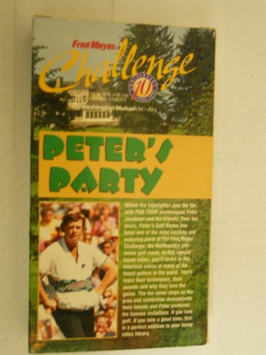 Fred Meyer Challenge: Peter's Party