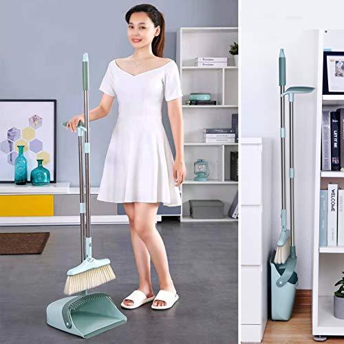 新型掃除セットほうきちりとり掃除道具清掃用品防風軽量収納に便利室内アウトドア美容室