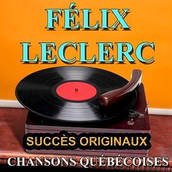 Chansons québécoises (Succès originaux)