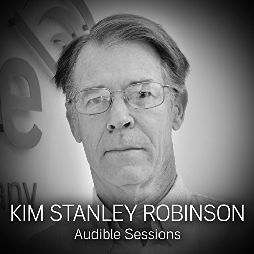 Kim Stanley Robinson audiobook cover art