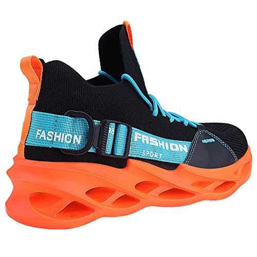 XINBEIGE Men's Sneaker Lace-up Running Shoes Work Shoe Comfortable Walking Shoe