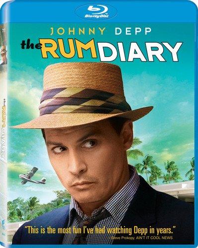 Rum Diary Edizione: Stati Uniti Reino Unido Blu-ray