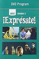 Expresate Level 3, Grade 6 Dvd Program: Holt Expresate