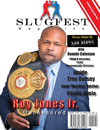 Slugfest Magazine: Vol. 1