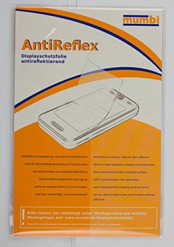 mumbi Schutzfolie kompatibel mit Huawei P9 Plus Folie matt, Displayschutzfolie (2X) - 5