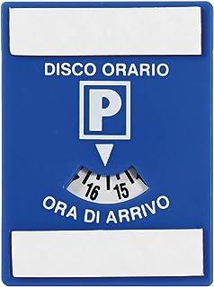 CORA 000120862 Mini parkeerschijf sticker voor glas
