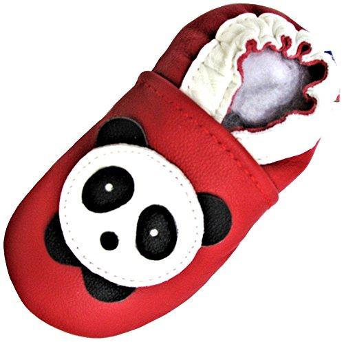 Carozoo Panda Red 12-18m