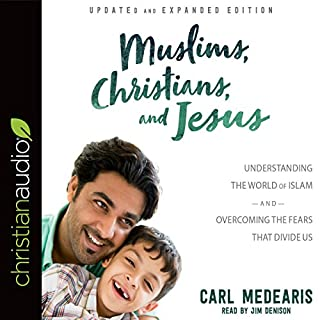 Muslims, Christians, and Jesus audiobook cover art