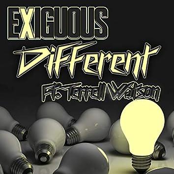 Different (feat. Terrell Watson)