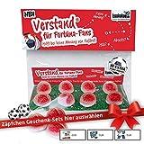 Fortuna Geschenk Set ist jetzt VERSTAND für Düsseldorf-Fans   Fruchtgummi-Pralinen, hochdosiert   Für Schalke, Bayern & Fußball-Fans, denen der Verstand von Fortuna-Fans am Herzen liegt