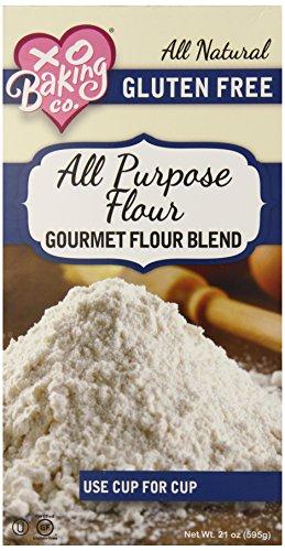 XO Baking Co Gluten Free All Purpose Flour Blend, 21-Ounce