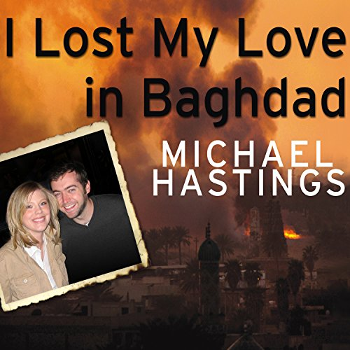 I Lost My Love in Baghdad audiobook cover art