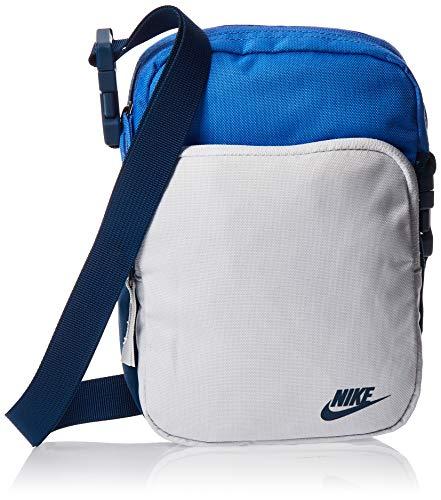 Tasche Nike NK Heritage Smit 2.0 Farbe: 402pacblu/