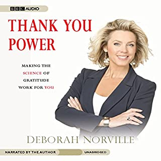 Thank You Power audiobook cover art
