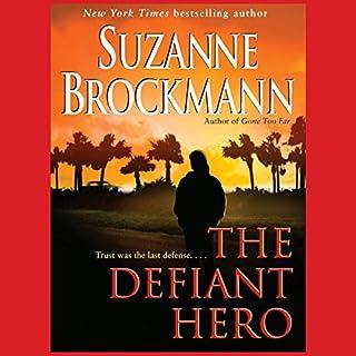 The Defiant Hero audiobook cover art