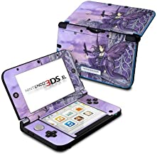 product image for Dark Wings - DecalGirl Sticker Wrap Skin Compatible with Nintendo Original 3DS XL