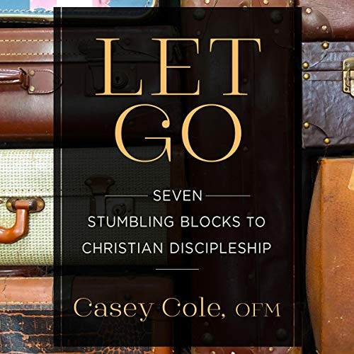 Let Go audiobook cover art