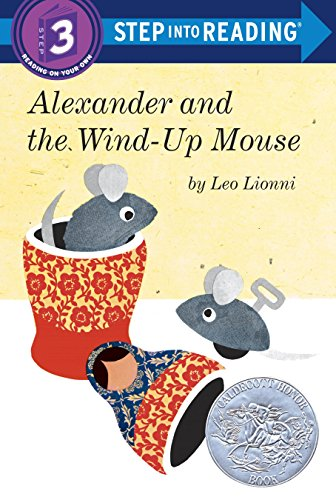 Alexander and the Wind-Up Mouse (Step Into Reading, Step 3)の詳細を見る