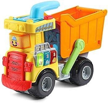 VTech Go! Go! Smart Wheels Ramp It Up Dump Truck