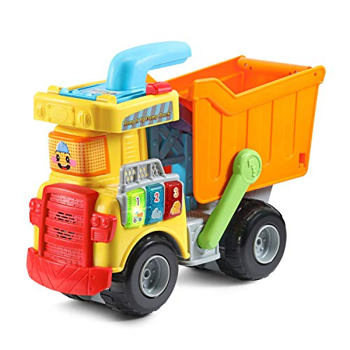 VTech Go! Go! Smart Wheels Ramp It Up Dump Truck Now $17.50