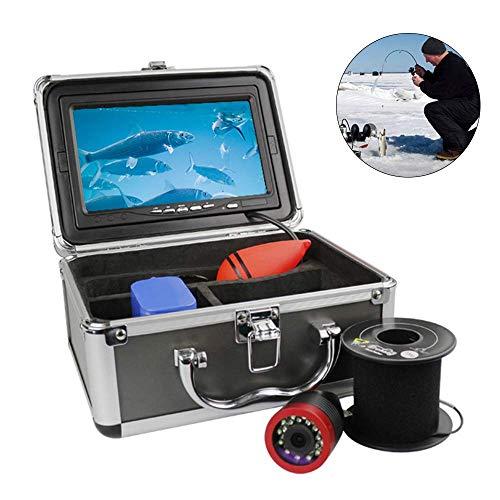 ZY Unterwasserfischen Kamera 7 Zoll Farb Display Mit Automatischer Lichtempfindliche Technologie 1200 Line HD Objektiv 160 ° Weitwinkel Blickfeld Fischfinder Videokamera