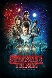 51Q28us4DGL. SL160  - Stranger Things Saison 2 : Une bande-annonce au son de Thriller qui promet plus de monstres