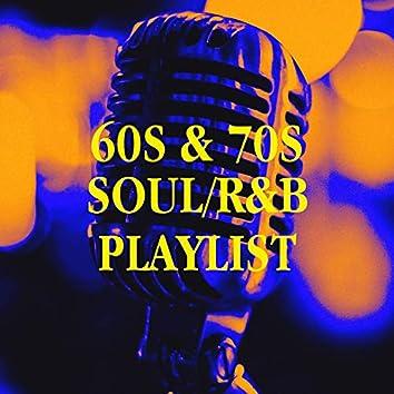 60s & 70s Soul/R&B Playlist