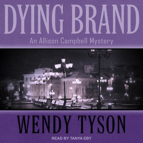 Dying Brand audiobook cover art