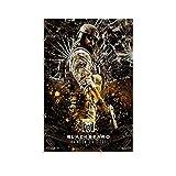 DONGH Rainbow Six Siege Blackbea Poster, dekoratives