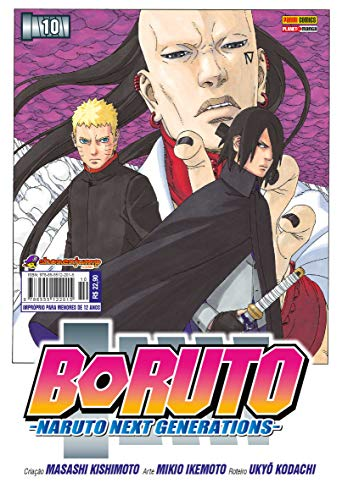 Boruto - 10: Naruto Next Generations