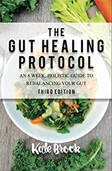 The Gut Healing Protocol: Third Edition by [Kale Brock]
