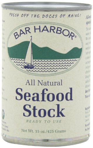 Bar Harbor Stock, Seafood, 14.5 Ounce (Pack of 6)
